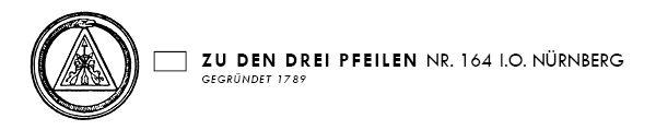 Freimaurerloge Zu den Drei Pfeilen i.O. Nürnberg, Logenhaus Fürth